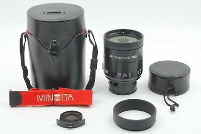 """【Appearance N Mint!!】 """"AS-IS"""" Minolta AF Reflex 500mm f/ 8 Lens for Sony A Mount"""