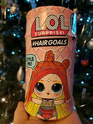 NEW ~ LOL Surprise Hairgoals SEALED Wave 2 Makeover Series STOCKING STUFFER L@@K