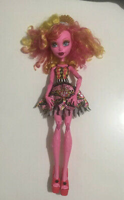 "Monster High Doll Large Gooliope Jellington 17"" height"
