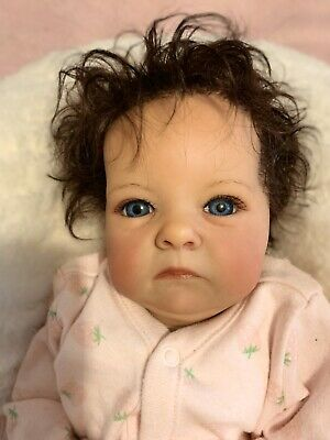 Reborn Baby Tink By Bonnie Brown s/o First Edition
