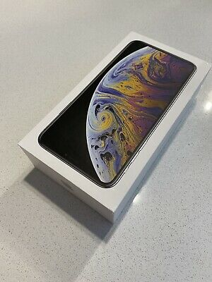 Apple iPhone XS Max - 512GB Silver Unlocked A2101 GSM