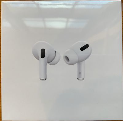NEW Apple AirPods Pro MWP22AM/A White FREE PRIORITY Shipping same day