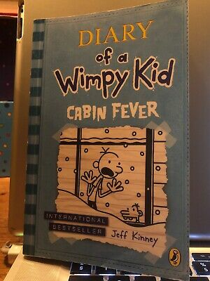 Cabin Fever (Diary of a Wimpy Kid book 6) by Jeff Kinney (Paperback, 2014)