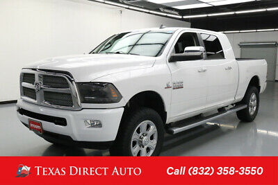 2015 Ram 2500 Longhorn Limited Texas Direct Auto 2015 Longhorn Limited Used Turbo 6.7L I6 24V Automatic 4WD