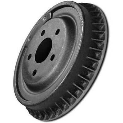Centric Brake Drum Rear New for Toyota Tacoma 2005-2019 122.44046
