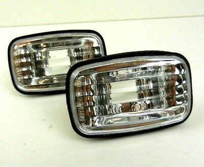 Toyota Camry Celica Hilux Previa Land Cruiser Front Wing Indicators Set Crystal