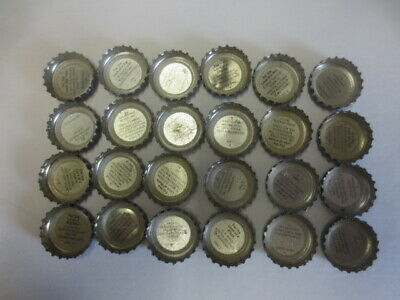 24 different TOOHEYS Stag Head Questions & Answers BOTTLE CAPS twist open