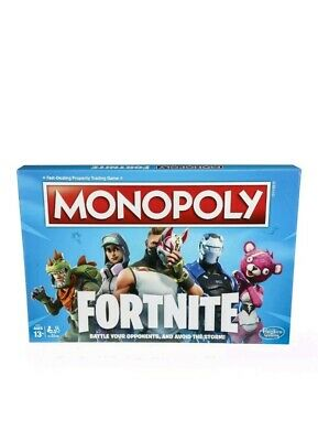 Monopoly: Fortnite Edition Board Game - Free Priority Shipping