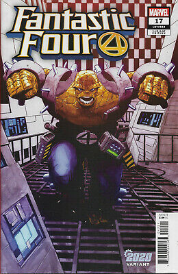 2019 13 new Bring on the Bad Guys Variant Cover Neuware Fantastic Four Nr