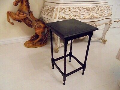 antique display stand small side table plant stand