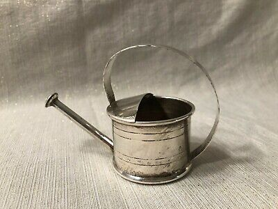 Vintage Cartier .925 Sterling Silver 51.8g Vermouth Dispenser Watering Can