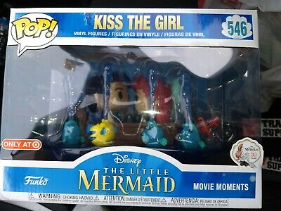 B15 Funko Pop 546 Little Mermaid Kiss The Girl Movie Moment Exclusive target