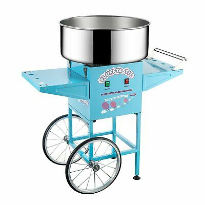 6315 Great Northern Popcorn Flufftastic Cotton Candy Machine Floss Maker With...