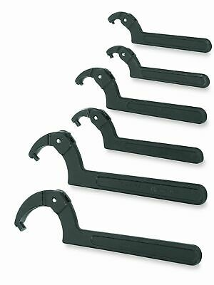 Williams WS-476 6-Piece Adjustable Pin Spanner Wrench Set