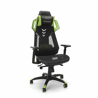 RESPAWN 300 Racing Style Gaming Chair in Green RSP-300-GRN