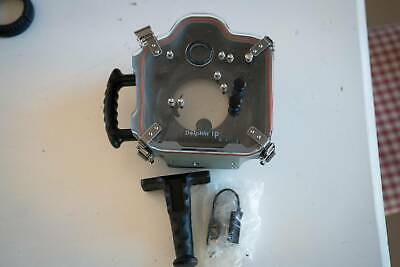Aquatech Delphin 1d Canon 1DX 1dX Mk ii underwater housing with ports