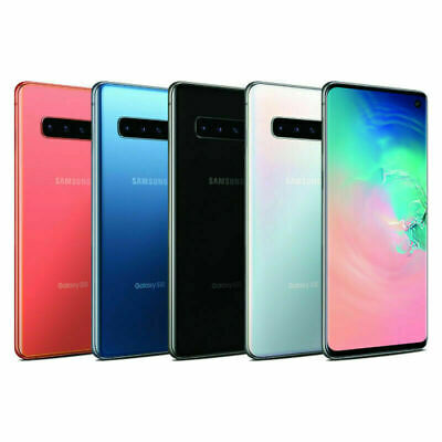 Samsung Galaxy S10 SM-G973U 128GB AT&T GSM Factory Unlocked GSM Only
