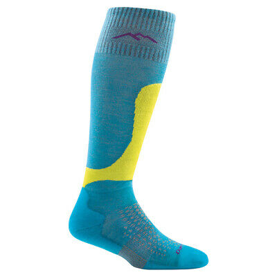 Darn Tough Women's Fall Line OTC Padded Light Cushion Socks | Blue | 1881