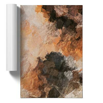 Seconds of Infinity in Abstract Wall Art Poster Print
