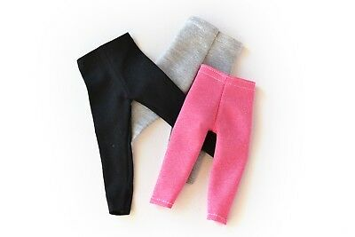 4 pcs Lammily clothes leggings,lammily doll outfit lammily leggings,handmade