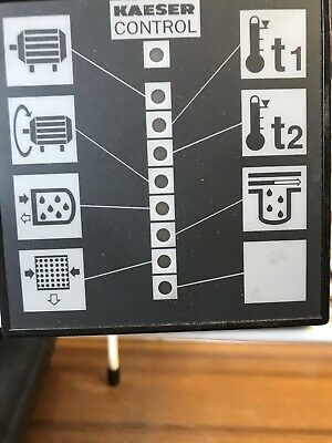 Kaeser Controller Used And Tested And In Good Working Order.