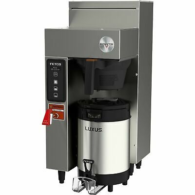 Fetco CBS-1131 Extractor V+ Single 1.0 Gal. Automatic Coffee Brewer