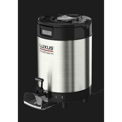 Fetco LUXUS 1.5 Gallon InnoTherm Heated Dispenser Server L4-HD15 L4-HS15
