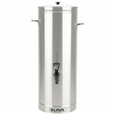 Bunn 33000.0001 TDS-5 5 Gallon Round Iced Tea Dispenser