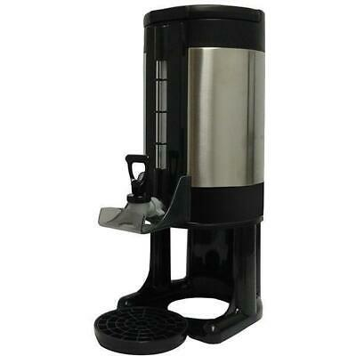 Voltage Coffee Supply 1.5 Gal Satellite Coffee Beverage Dispenser Server with Ba