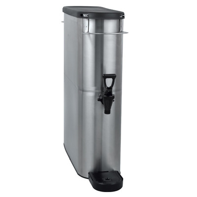 Bunn 39600.0002 TDO-N-4 4 Gal Narrow Iced Tea Dispenser TB3 TB3Q