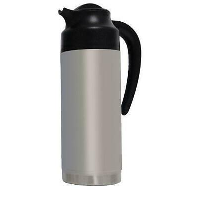 Commercial Tall 1.0 Liter 33 oz. Thermal Carafe Stainless Steel TC10