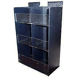 Commercial Hanging Condiment Rack Organizer Display 6 Selections HCR