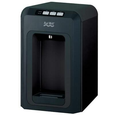 Alpine Coolers 3001 Aurora Table Tri-Temp Touch Tone Water Dispenser with In Tan