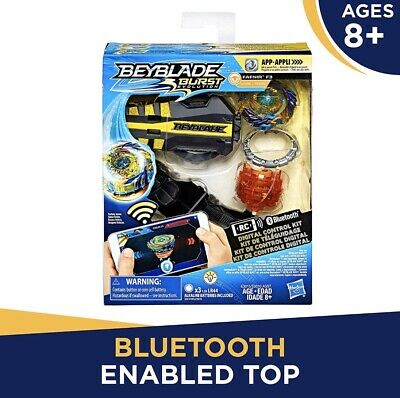 Beyblade Burst Evolution Digital Control Top - FAFNIR F3