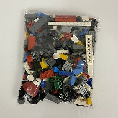 100% Genuine LEGO Brand 1 Pound Lot Bulk Pieces, Cleaned Sanitized - ONE LB