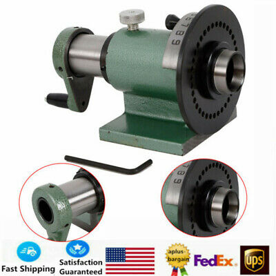 """1-1//8/"""" 5C Precision Spin Index Fixture Collet Jigs For Milling Grinding Machine"""