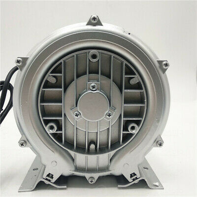 220V 120W High Pressure Vortex Gas Fan Vacuum Pump Centrifugal Blower Fan HG-120