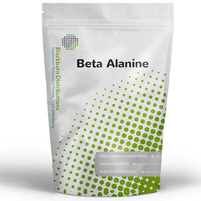 Beta Alanine 1Kg - 100% Pure - Train Longer - 48 Hrs Express Delivery