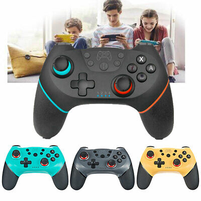For Nintendo Switch Pro Wireless bluetooth Gamepad Joystick Game Controller