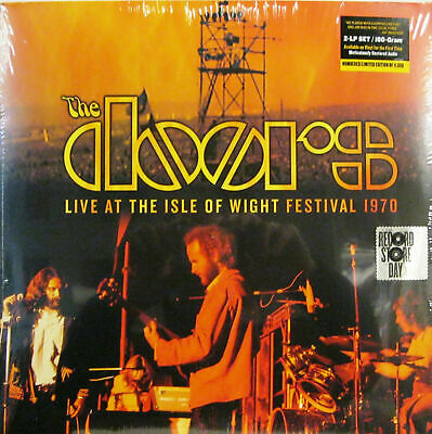 The Doors Live At The Isle Of Wight Festival 1970 Vinile Lp Black Friday 2019