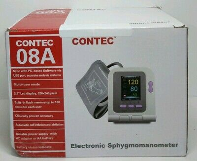 FDA Automatic New Born/Infant/Pediatric Blood Pressure Monitor SPO2 NIBP PR,USB