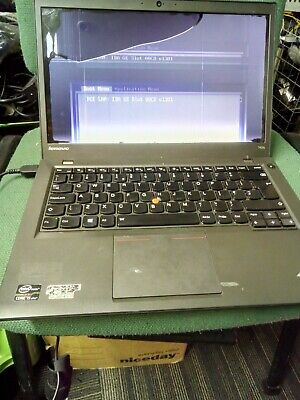 Lenovo ThinkPad T431s Laptop Intel i5 1.80Ghz processor - 4GB RAM No HDD