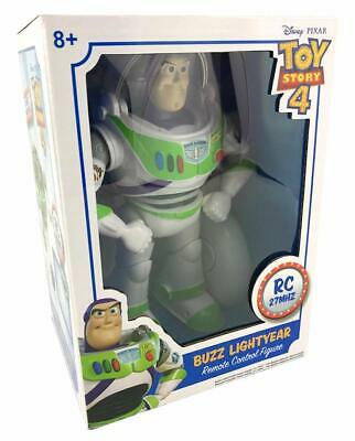 Disney Pixar Toy Story 4 Buzz Lightyear Remote Control Figure Retractable Wings