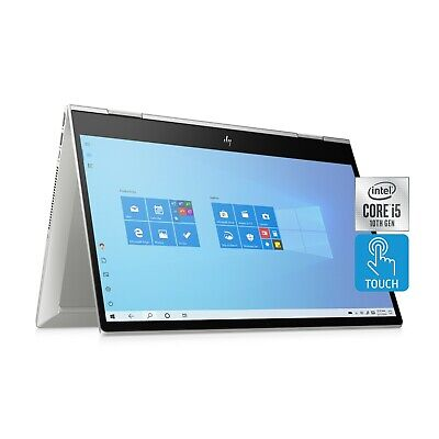 NEW HP 15.6 FHD Intel i3-1005G1 3.4GHz 256GB SSD 8GB RAM Webcam+Mic Windows 10