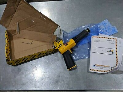 New Atlas Copco Rrh 06P-Ts Vibration Damped Pneimatic Riveting Hammer