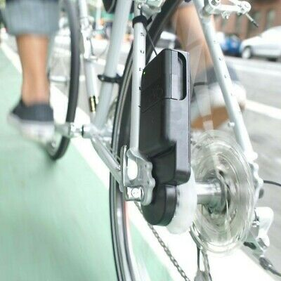 Atom Bicycle-Powered Charger For  your Mobile Phone & other devices