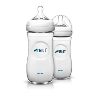 Philips Avent Natural Bottle 330ml Twin Pack