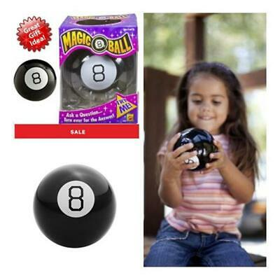 HOT MAGIC DECISION BALL EIGHT PREDICTION GAME TOY MYSTIC A5Y6