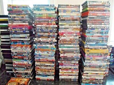 500 Mixed Dvd's Job Lot Perfect For Collector Or Car Boot Or Fair + Boxsets