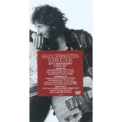 Bruce Springsteen-Born to Run: 30th Anniversary Edition CD NUOVO